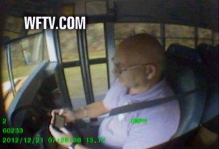 School Bus Driver Busted for DWT